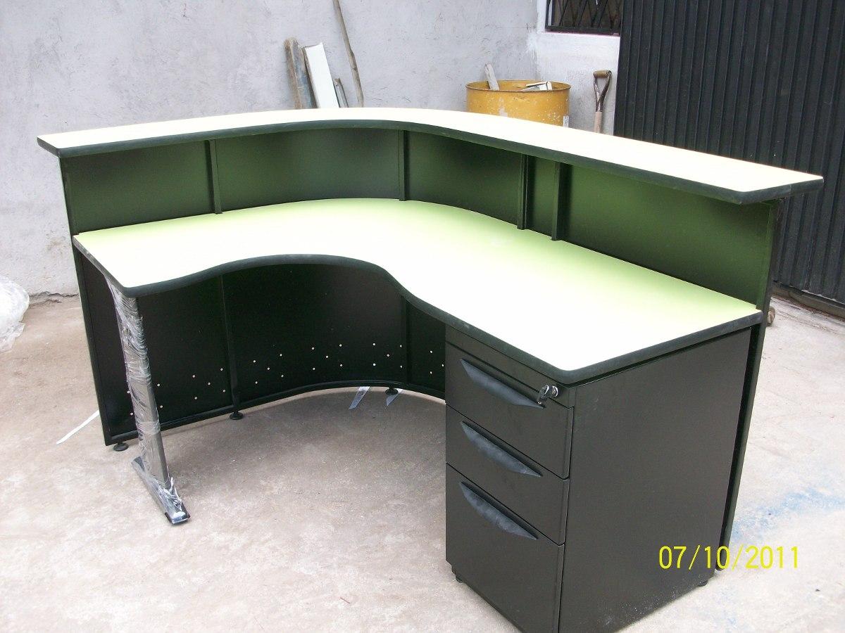 Counter Metalicos Mixtos Muebles De Oficina  U$S 280,00 en Mercado