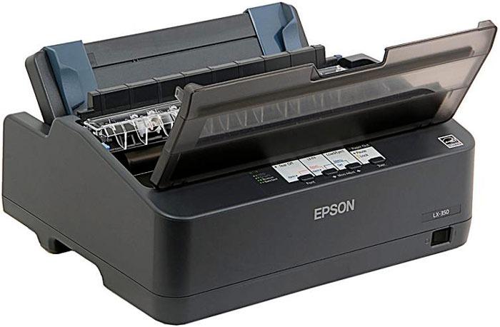 Impresora Matricial Epson Lx 350 Puerto Usb Paralelo 9