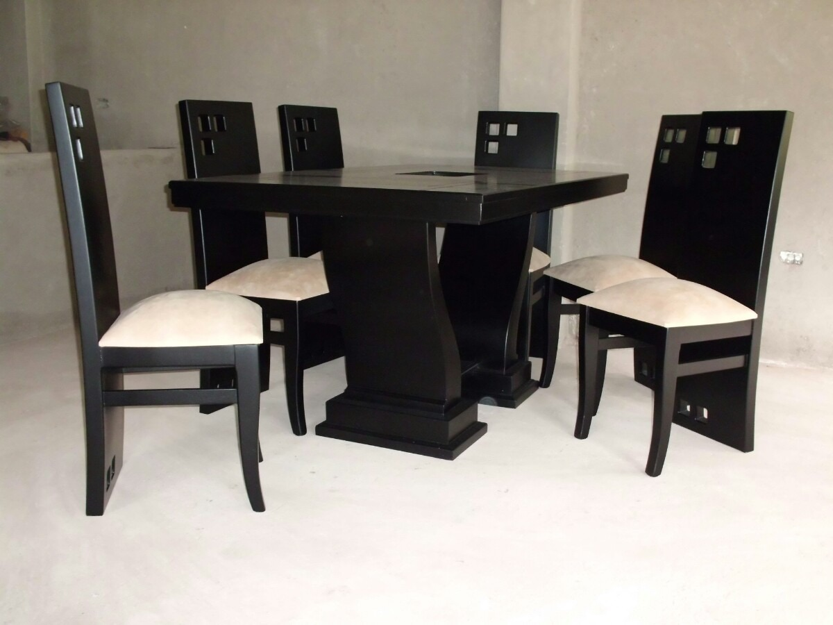 1000 images about comedor moderno on pinterest for Modelos de sillas modernas para comedor